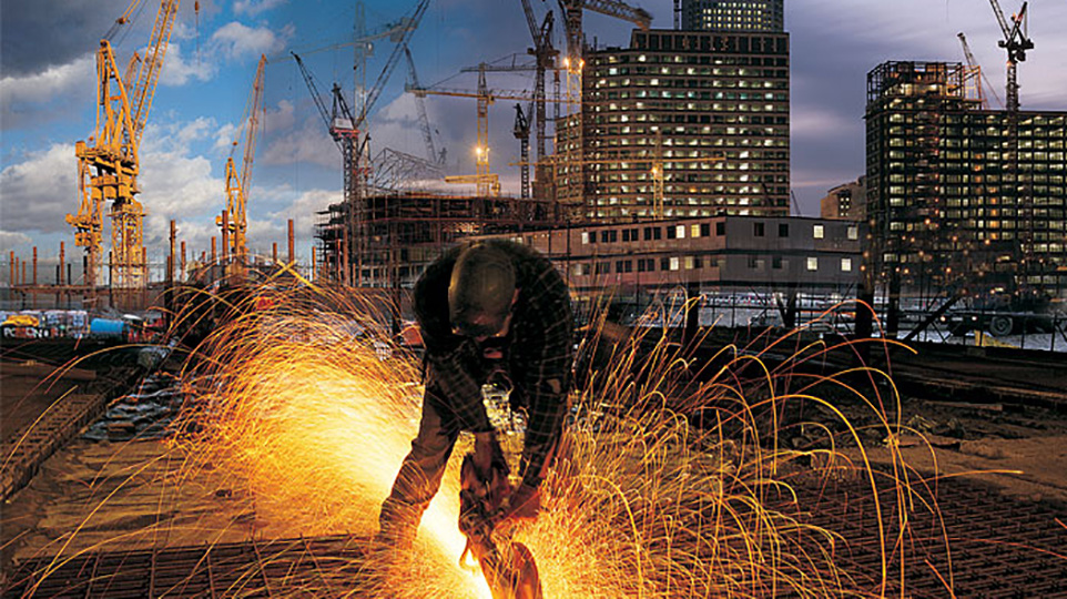 sparks at work