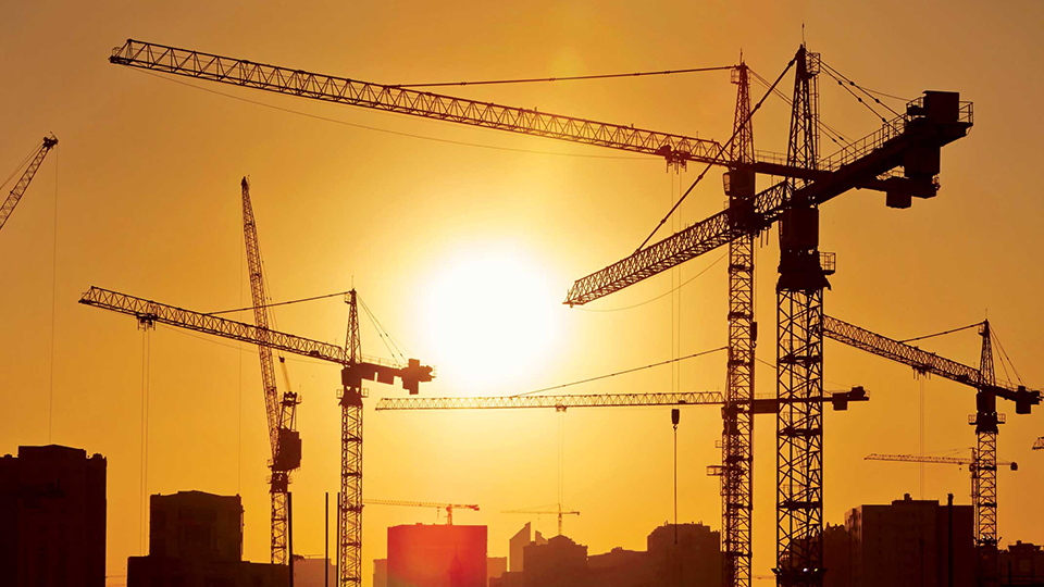 Economic Growth Leads To Trends For 2017 Construction