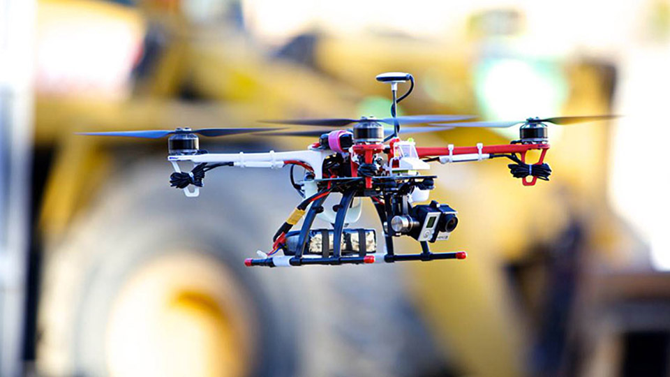Developing Drones To Reshape Commercial Construction